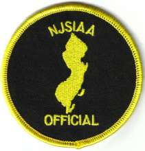 NJSIAA Patch Logo